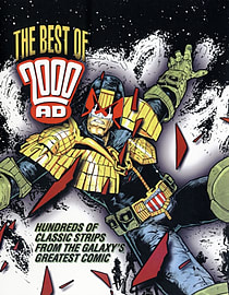 The Best of 2000AD Books