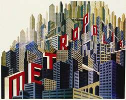 Metropolis (Reconstructed and Restored) Blu-ray