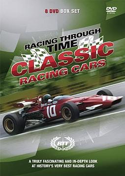 Racing Through Time: Classic Racing Cars DVD