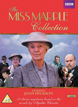 Agatha Christie : The Miss Marple Collection DVD