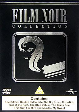Film Noir Collection DVD