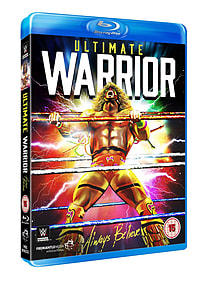 WWE: Ultimate Warrior: Always Believe Blu-ray