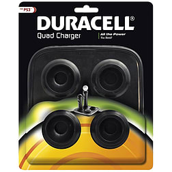 Duracell PS3 Move Dual Charger PS3
