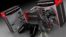 Gioteck PS3 Controller Mega Pack. PS3