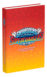 Skylanders SuperChargers Collector's Edition Strategy Guide