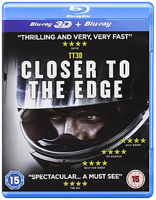 TT3D: Closer to the Edge Blu-ray