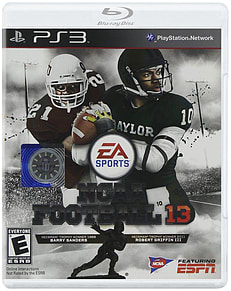 NCAA Football 13 [US Import] PS3