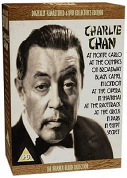 Charlie Chan - The Warner Oland Collection [DVD]:Warner Oland, Various Directors DVD