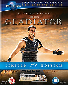 Gladiator: Limited Edition Digibook Blu-ray