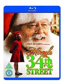 Miracle on 34th Street Blu-ray