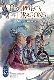 Prophecy of The Dragons (Paperback) Books
