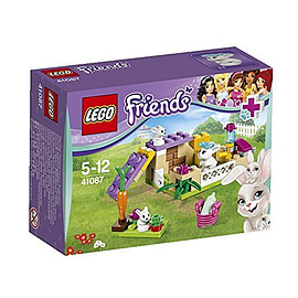 Lego Friends: Bunny And Babies (41087) /toys Blocks and Bricks