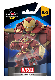 Hulkbuster Iron Man - Disney Infinity 3.0 Character Toys and Gadgets