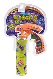 Turbo Spackle Gun With Canister Figurines and Sets