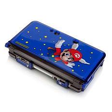 Nintendo Licensed Crystal Armor Case - Mario 3DS