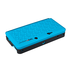 Nintendo Licensed Snap and Play Case - Blue 3DS