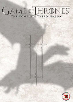 Game of Thrones: Season 3 DVD
