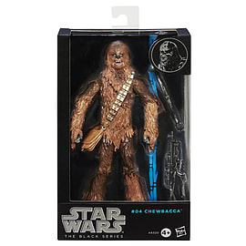Star Wars Black Series Chewbacca Figure Figurines and Sets