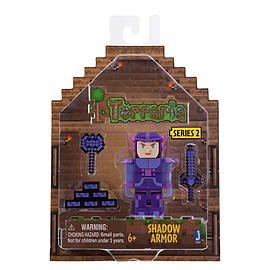 Terraria Shadow Armor Player and Accessories Figurines and Sets