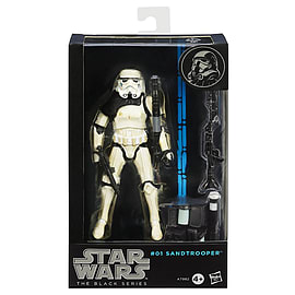 Star Wars Black Series Sandtrooper Figure Figurines and Sets