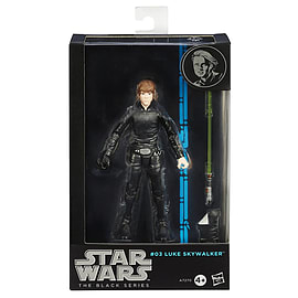 Star Wars Black Series Luke Skywalker Figure Figurines and Sets