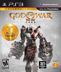 God of War Saga Collection [US Import] PS3