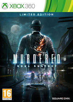 Murdered Soul Suspect Limited Edition XBOX360