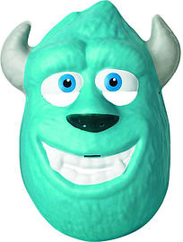 Sulley Mask Figurines and Sets