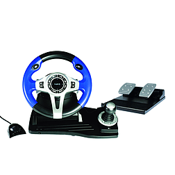 Logic3 TopDrive Wireless RF Steering Wheel PS3