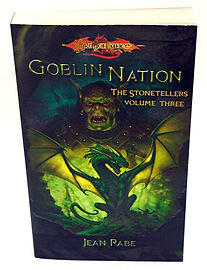 Goblin Nation The Stonetellers Volume 3 Books