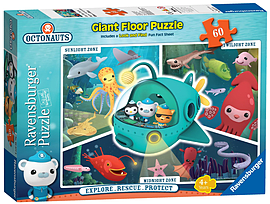 Octonauts Octonauts Giant Floor Puzzle (60 Pieces) Traditional Games