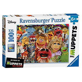 Disney The Muppets 2, XXL100 Traditional Games