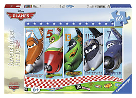 Disney Planes (XXL, 100 Pieces) Traditional Games