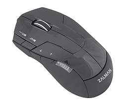 Zalman ZM-M300 Optical Gaming Mouse, USB, 2500DPI, 7 Buttons PC