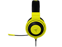 Razer Kraken Pro Neon Analog Gaming Headset - Yellow, Headband, Sound Isolation screen shot 2