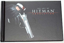 The Art of Hitman Absolution Books