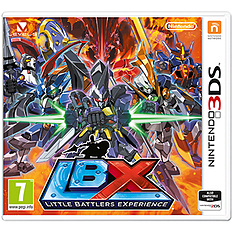 Little Battlers Experience - Online 3DS