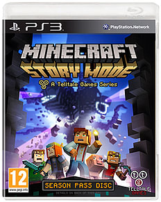 Minecraft: Story Mode PlayStation 3