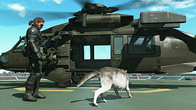 Metal Gear Solid V: The Phantom Pain screen shot 4