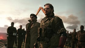 Metal Gear Solid V: The Phantom Pain screen shot 7