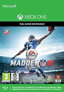 DL XONE MADDEN NFL 16 Xbox One