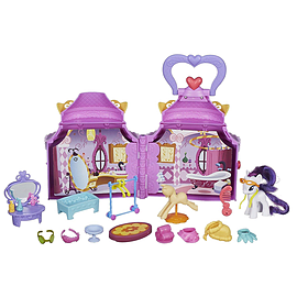 My Little Pony Cutie Mark Magic Rarity Booktique Pre School Toys