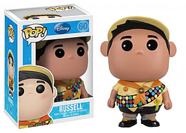 POP! Disney Up! Russell Vinyl Figure Figurines and Sets