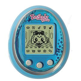Tamagotchi Friends Blue Gem Figurines and Sets