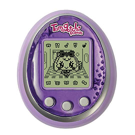 Tamagotchi Friends Purple Gem Figurines and Sets