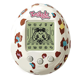 Tamagotchi Friends Colourful Leopard Figurines and Sets