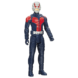 Avengers Marvel Titan Hero Series Ant-Man Figurines and Sets