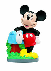 Money Bank Mickey Figurines and Sets