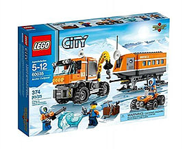 Lego Artic : Outpost (60035) Blocks and Bricks