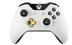 Official Xbox One Wireless Controller - Special Edition Lunar White screen shot 5